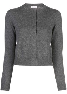 Brunello Cucinelli concealed buttonned cardigan