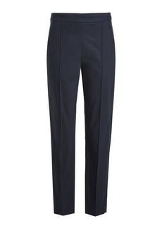 Brunello Cucinelli Cotton Pants with Embellished Pockets