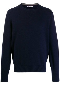 Brunello Cucinelli relaxed-fit crew-neck jumper