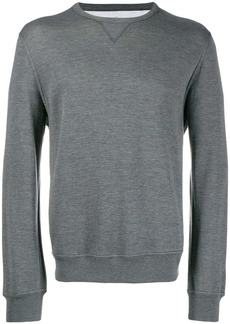 Brunello Cucinelli crew neck knit sweater