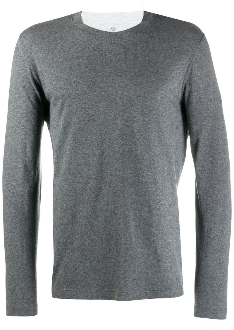 Brunello Cucinelli crew-neck sweatshirt