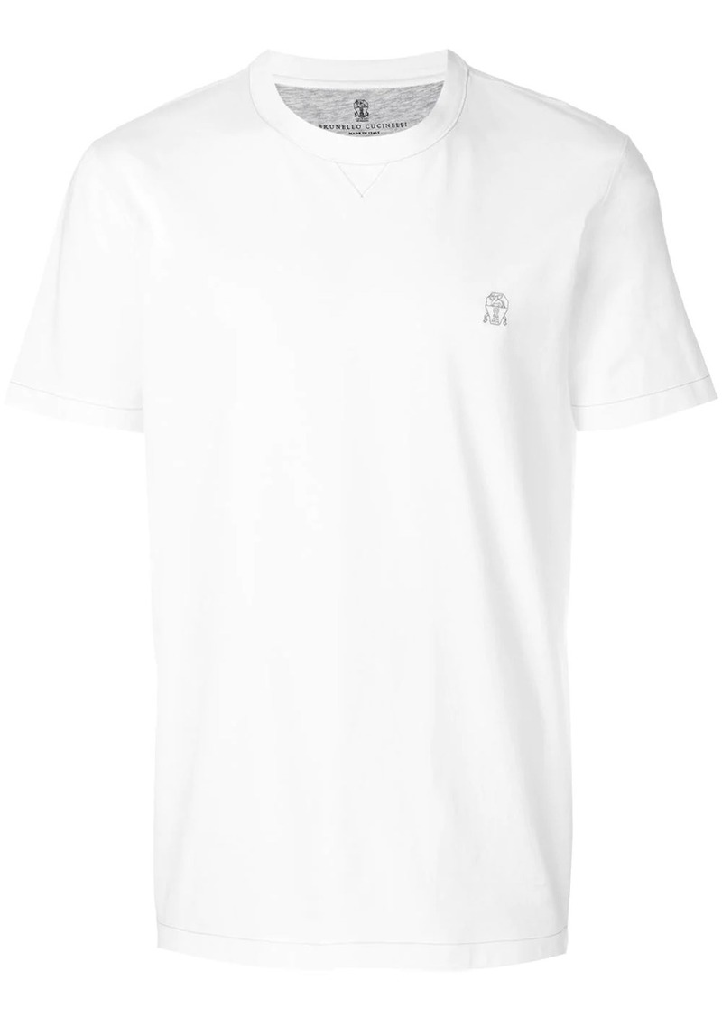 Brunello Cucinelli crew neck T-shirt