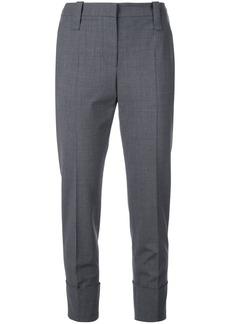 Brunello Cucinelli cropped trousers