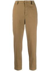 Brunello Cucinelli drop-crotch straight trousers