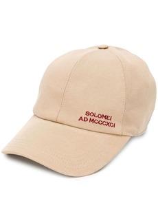 Brunello Cucinelli embroidered baseball cap