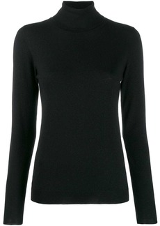 Brunello Cucinelli fitted roll-neck sweater