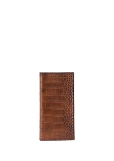 Brunello Cucinelli folded card holder