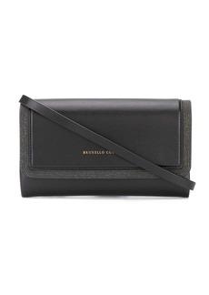 Brunello Cucinelli foldover pouch belt bag