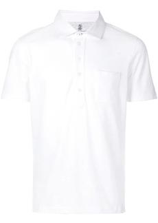 Brunello Cucinelli front pocket polo shirt