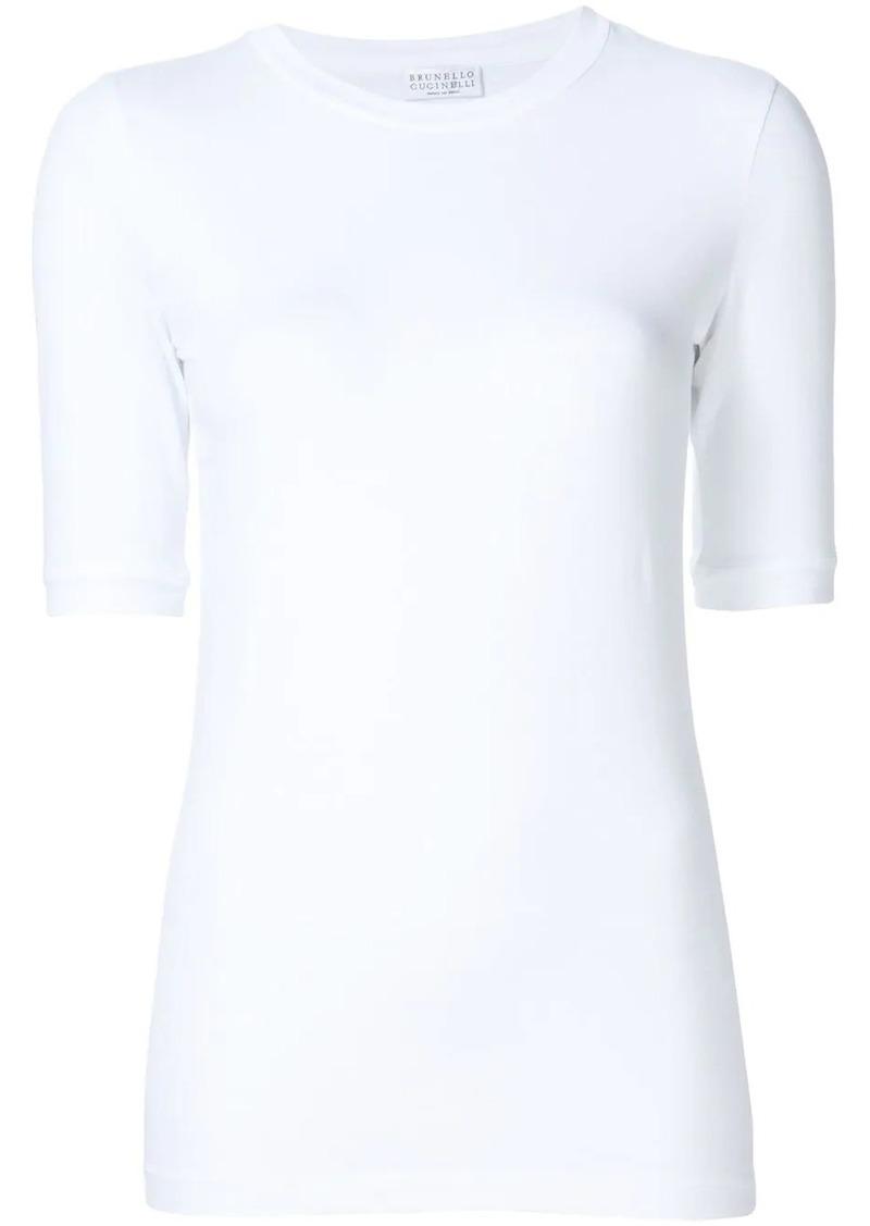 Brunello Cucinelli half sleeve T-shirt