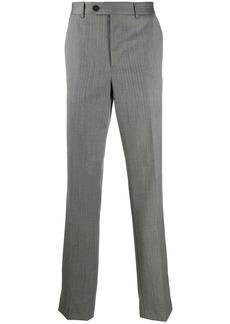 Brunello Cucinelli herringbone trousers