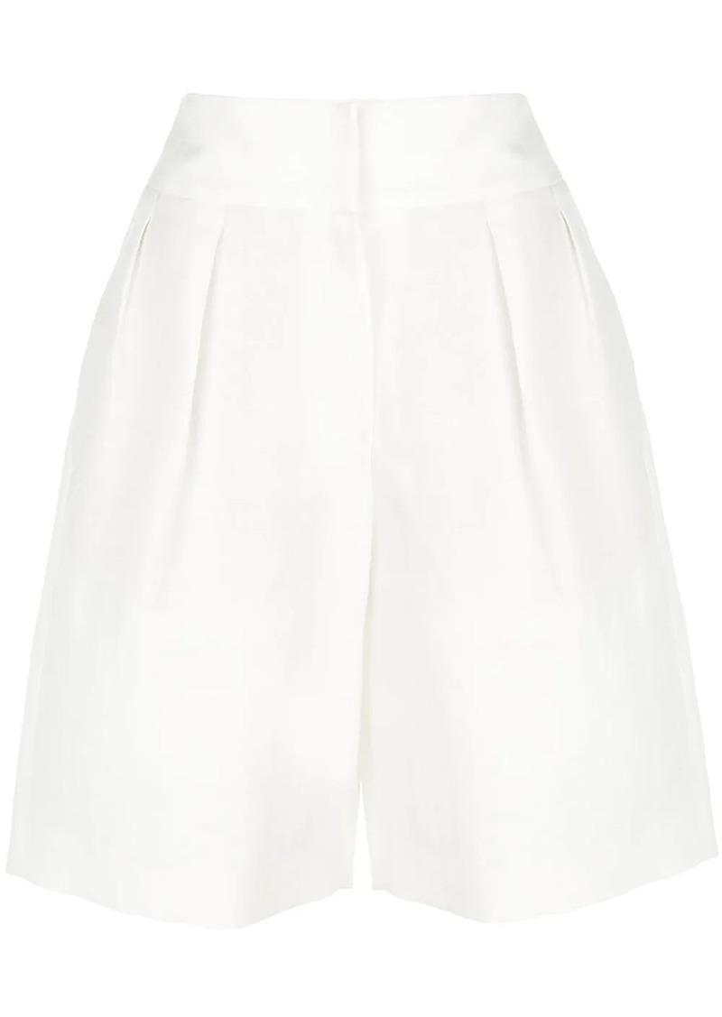Brunello Cucinelli high-waisted shorts
