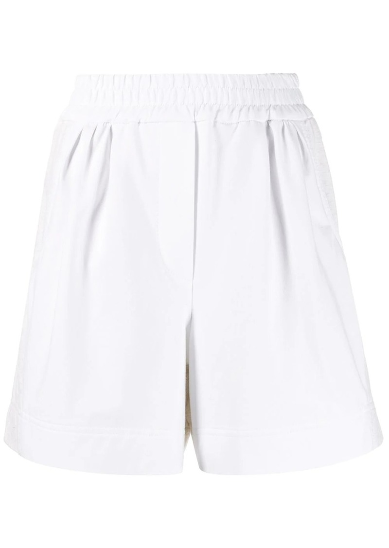 Brunello Cucinelli jersey shorts