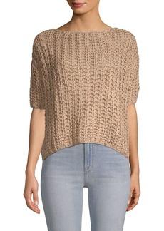 Brunello Cucinelli Knit Cotton Sweater