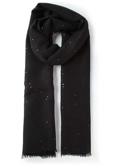 Brunello Cucinelli knitted scarf