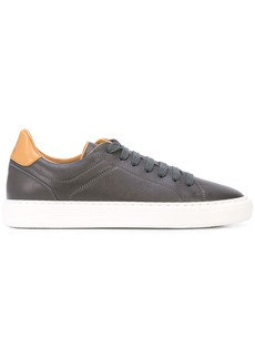 Brunello Cucinelli lace-up trainers