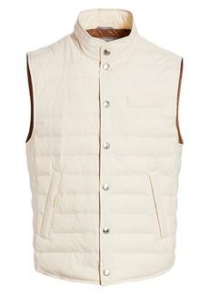 Brunello Cucinelli Lightweight Puffer Vest