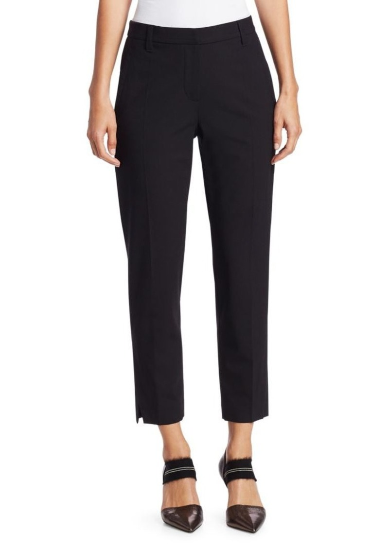 Brunello Cucinelli Lightweight Straight-Leg Pants
