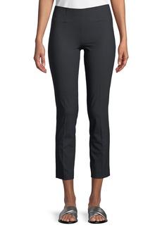 Brunello Cucinelli Lightweight Wool-Blend Pull-On Pants