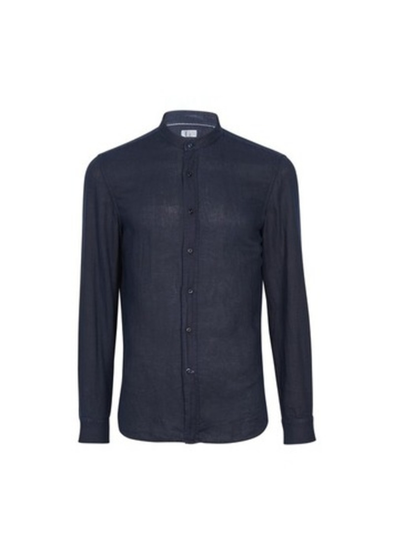Brunello Cucinelli Linen and cotton shirt