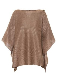 Brunello Cucinelli Linen and silk top