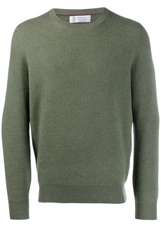 Brunello Cucinelli long sleeve jumper