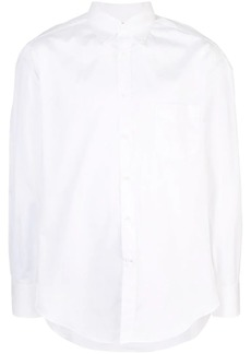 Brunello Cucinelli long sleeved shirt