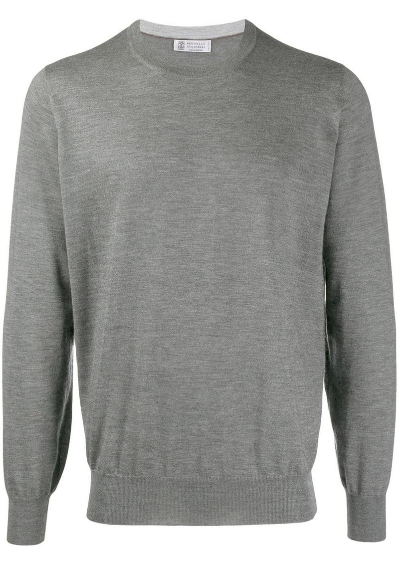 Brunello Cucinelli long sleeved jumper