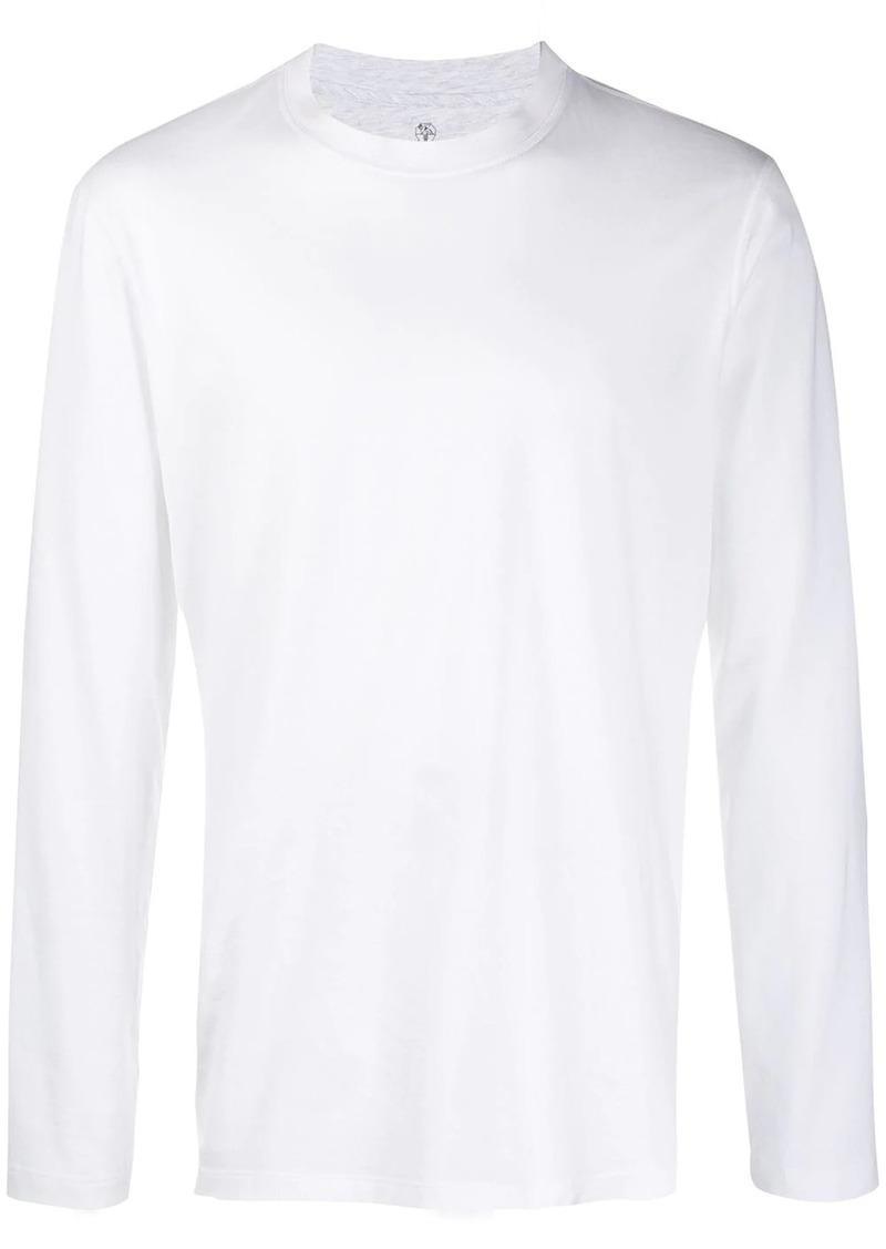 Brunello Cucinelli long sleeved sweatshirt