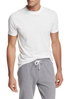 Brunello Cucinelli Marled Crewneck T-Shirt