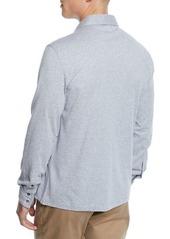 Brunello Cucinelli Men's Cotton Sport Shirt