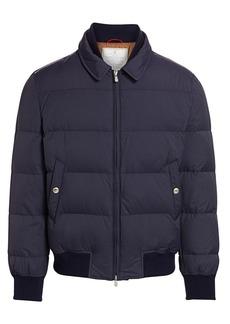 Brunello Cucinelli Mid-Length Puffer Jacket