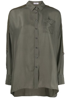 Brunello Cucinelli oversized shirt