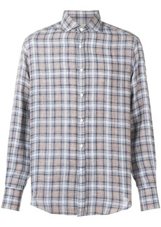 Brunello Cucinelli plaid shirt