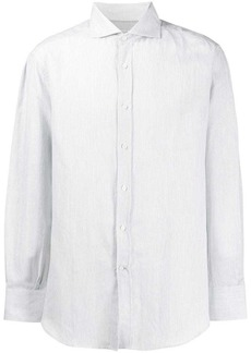 Brunello Cucinelli plain button shirt