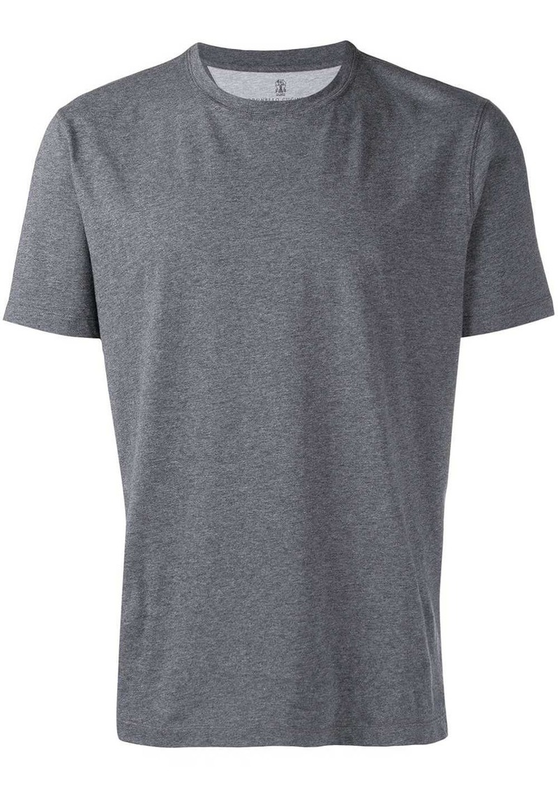 Brunello Cucinelli plain T-shirt
