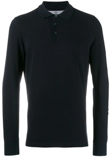 Brunello Cucinelli polo-neck sweater