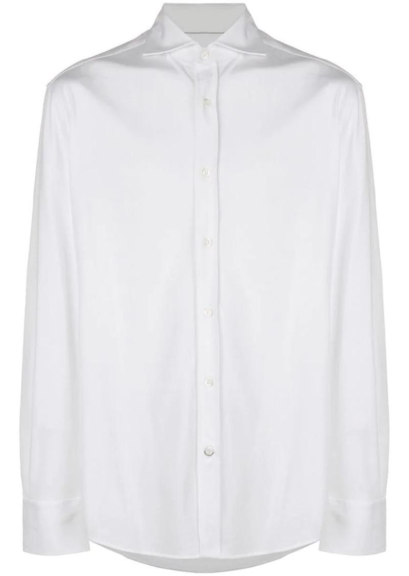 Brunello Cucinelli poplin shirt