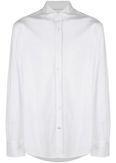 Brunello Cucinelli slim-fit poplin shirt