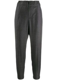 Brunello Cucinelli pull-up trousers