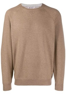 Brunello Cucinelli relaxed-fit knit sweater