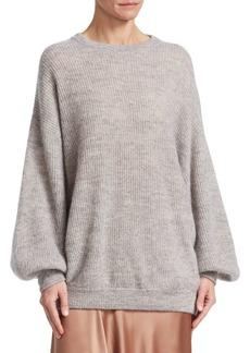 Brunello Cucinelli Rib-Knit Sweater
