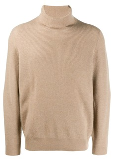 Brunello Cucinelli roll neck jumper