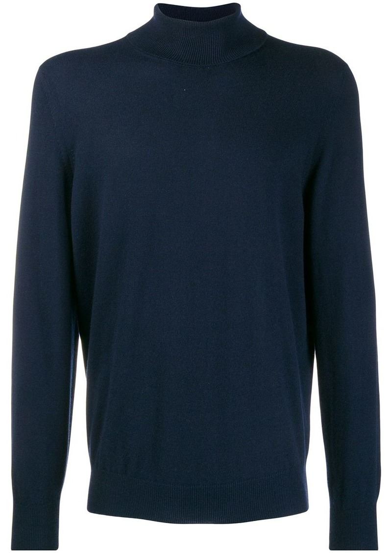 Brunello Cucinelli rollneck cashmere sweater