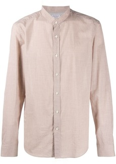 Brunello Cucinelli round neck shirt