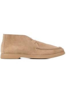 Brunello Cucinelli round toe boots