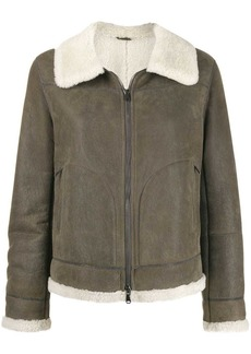 Brunello Cucinelli shearling jacket