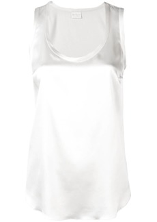 Brunello Cucinelli sheen tank top