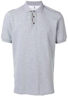 Brunello Cucinelli short-sleeve polo top
