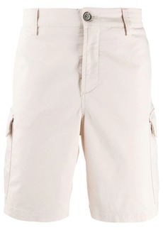 Brunello Cucinelli side flap pockets cargo shorts